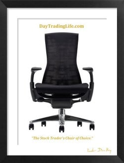 Stock Trader Chair