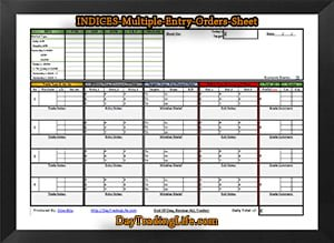 INDICES - 'Multiple' Entry Orders Sheet-sm
